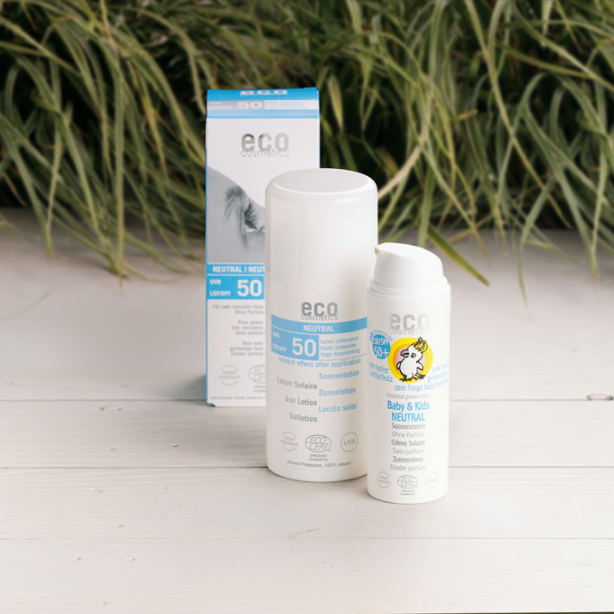 ECO Sonne neutral 50 und BabyWEB