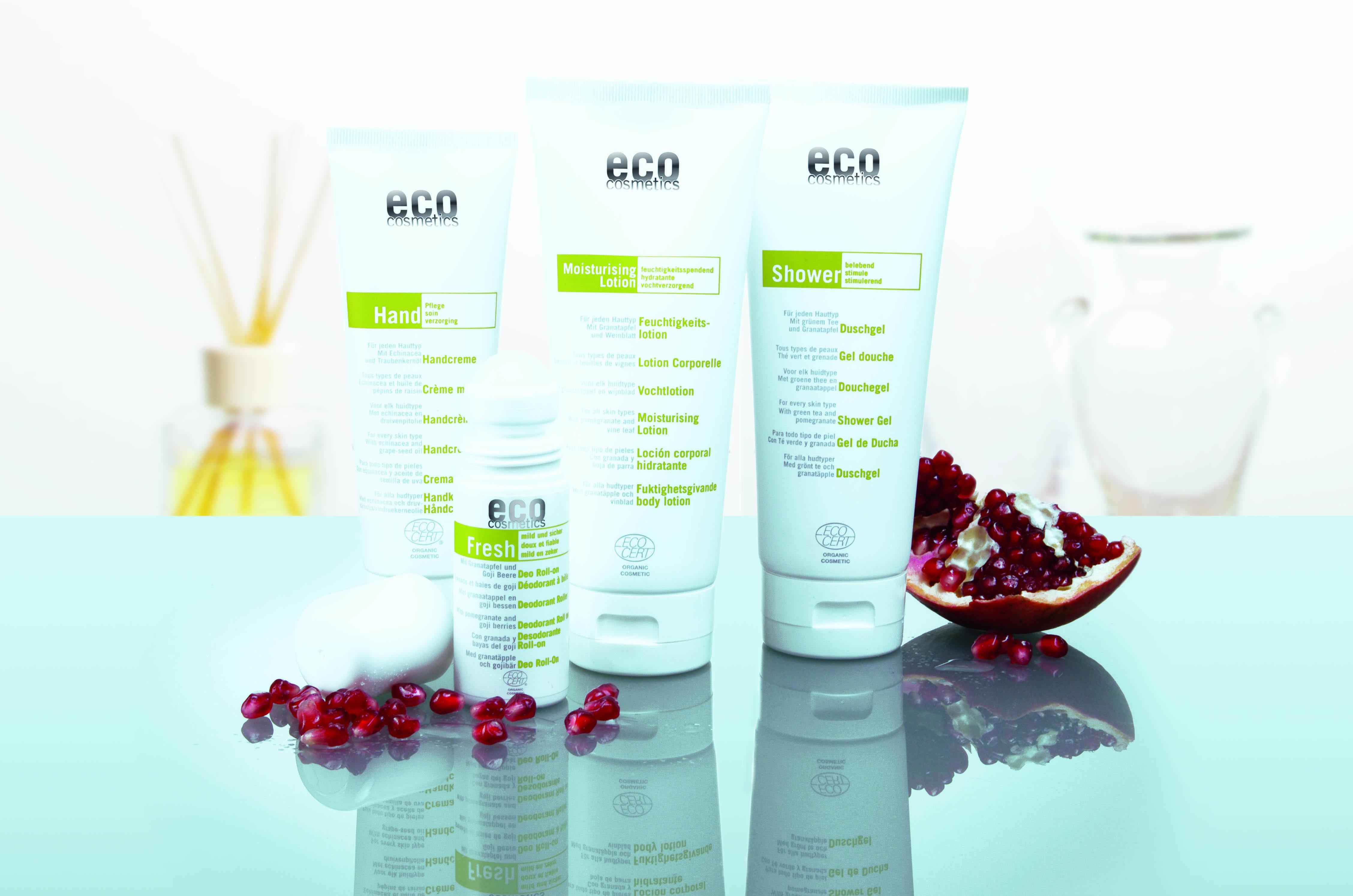 eco cosmetics body care